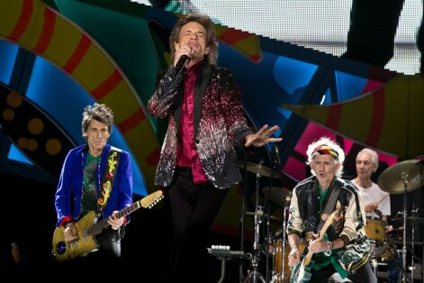 The Rolling Stones Kuubal