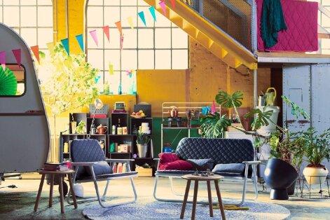 IKEA PS 2017 kollektsioon esitleb 80ndate vorme ja värve