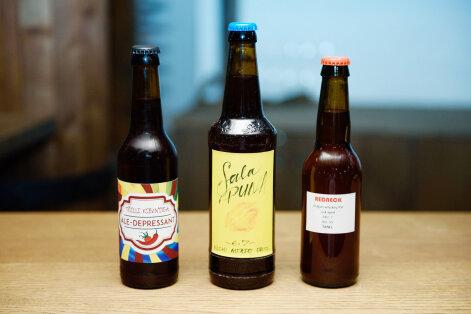 Nädalavahetusel toimunud kodupruulijate õllekonkursi võitis punane kibuvitsa-tšilli õlu