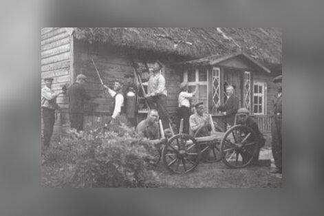 80 aastat kodukaunistamise aasta väljakuulutamisest
