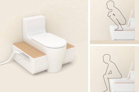 Sakslased leiutasid multikulti WC-poti. Kas sellest saab rahamasin?