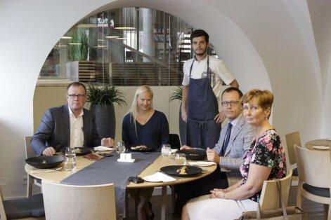 Tartu saadab restoran Polpo peakoka Ungari sõpruslinna Eesti kööki tutvustama