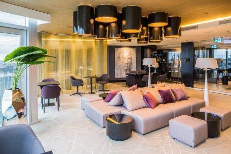FOTOD: Piilume peatselt avatavasse elegantsesse Hiltonisse