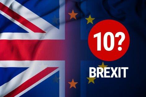10 küsimust, Brexit