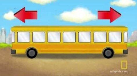 KAS SA OLED TARGEM KUI 10-AASTANE? Kummale poole sõidab buss EHK nuputusülesanne, mis täiskasvanud segadusse ajab