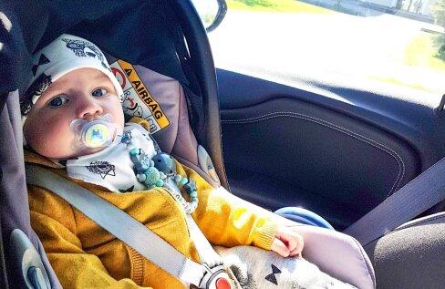 Just see on kõige turvalisem koht autos sinu lapse turvatooli jaoks