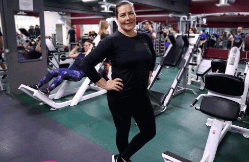 Kingitud pilet spordiklubisse muutis tubli naise elu: olen vähem stressis ja tunnen ennast paremini