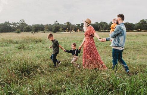 Viis asja, mida peaksid meeles pidama, kui soovid, et sinu lapsest saaks suure südamega, hea ja armastav inimene
