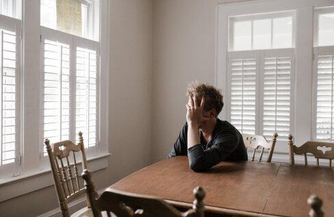 OLULINE   Sul on lihtsalt paha tuju või kannatad juba depressiooni käes? Lihtne test näitab ära, millises seisus on sinu vaimne tervis