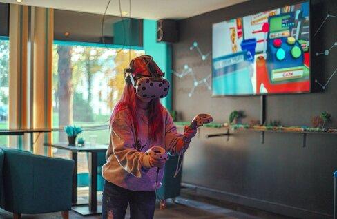 Aktiivne meelelahutus nii lastele kui täiskasvanutele