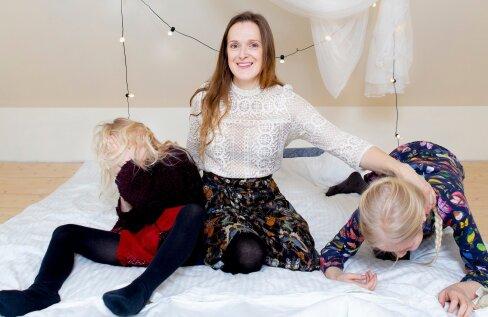 Elise kolumn: ma ei tea ikka veel, kuidas lapsi kell seitse lahinguta üles saada