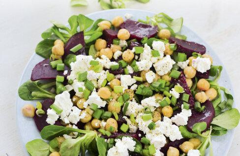 Sügisesed vitamiinirohked salatid — 15 minutit ja valmis!