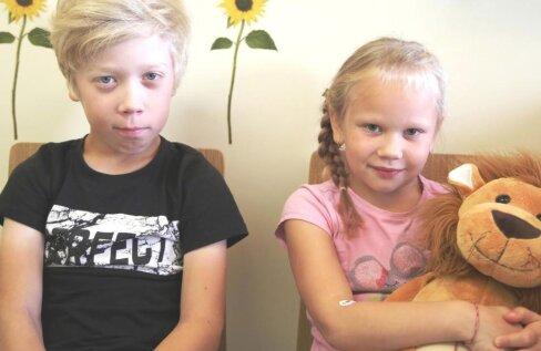 Elari Markuse ja Amy ülikallis ravi maksab 400000 eurot, ilma selleta piinleksid nad valudes ja invaliidistuks