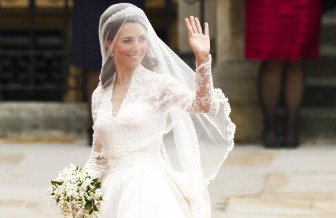 FOTOD | Imekaunid pruudikimbud! Grace Kelly, printsess Diana ja Kate Middleton eelistasid just seda armastust sümboliseerivat õit