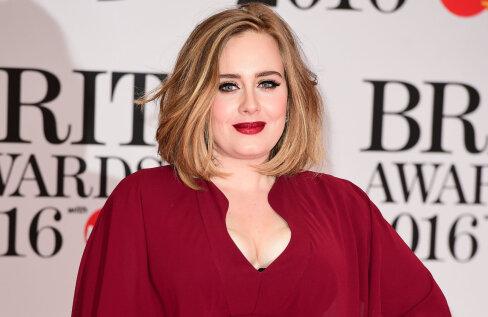 FOTO   Adele näitas just, millised ta juuksed loomulikuna välja näevad ja see võib sind üllatada