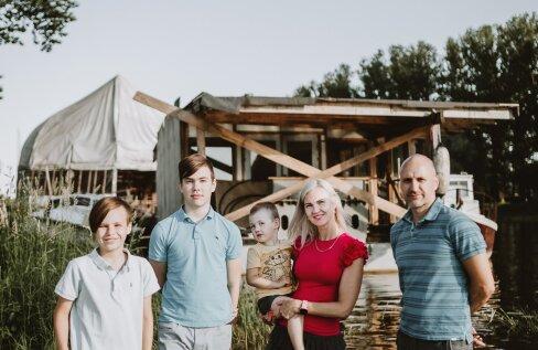 Kolme lapse ema: suvelaagrite eelarve on meie peres 950 eurot