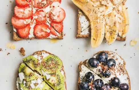 Kuidas toiduga toetada ajutegevust?