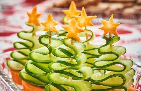 Jõuludeni on vaid nädal! Vaata, milliste toitudega vallatu ja kerge pühadelaud katta
