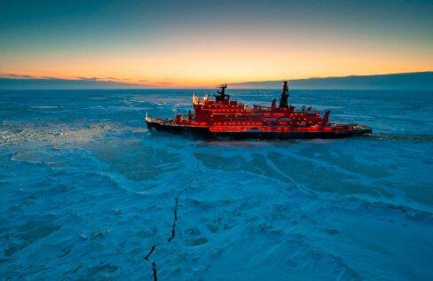 FOTOD SIBERIST | Aimar Ventsel teab omast käest, et Jakuutia tundra toidud pole nõrkadele