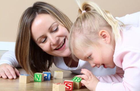 Kui palju peaks üks 2- ja 3-aastane oskama rääkida ja millal oleks vaja logipeedi poole pöörduda?