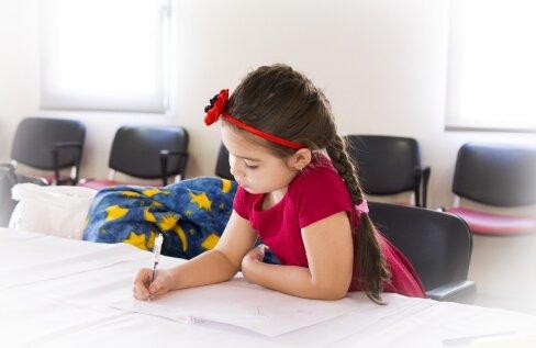 Ema: pingutuste ja kohustuste vaba lasteaia-aeg maksis mu lapsele kätte kohe 1. klassi alguses