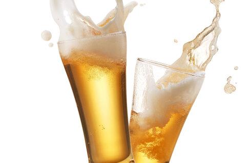 Mis see üks õlu mehele ikka teeb? Lisaks veele, kohvile ja veinile meeldib eestlastele ka õlu. Eriti suveperioodil!