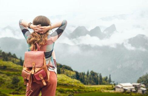 Soolorändurid. Naised vanuses 20-60 armastavad üksinda reisida: tahan hoida elus rustikaalset ja isepäist hinge enda sees!