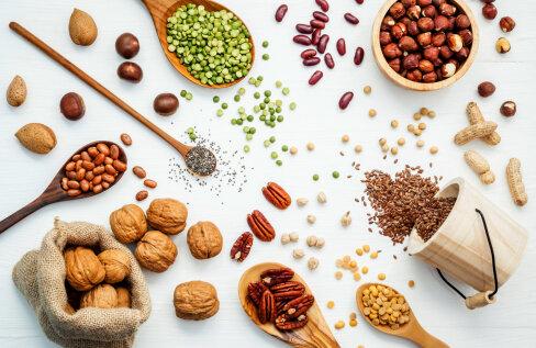 Uuringud näitavad, et pähklite söömine vähendab surmaga lõppevate südamehaiguste riski