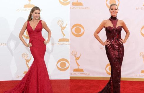 FOTOD   Kas oled nõus? Valik seksikaimatest Emmy auhinnagala kleitidest läbi aegade