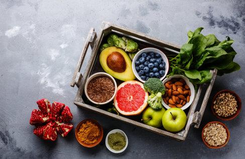 Need lihtsad toitumissoovitused toovad parema tervisliku vormi