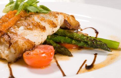 Bocuse d'Or Euroopa finaali teiseks tooraineks valiti just see maitsev kala
