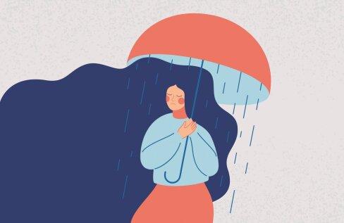 Kui koged emotsioonide virvarri: need on bipolaarse meeleoluhäire tunnused