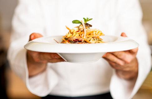 Toidu serveerimine on omaette kunst!