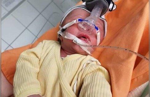 Kallist teraapiat ootava lapse ema: ma ei jõudnud pärast sünnitust Jete poole vaadatagi, kui noor meedik temaga minema jooksis, beebi ei nutnud ega teinud häält