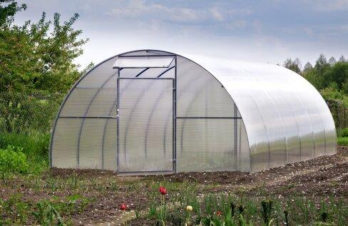 Kevadtöid kasvuhoones võib alustada enne peenramaa valmimist.