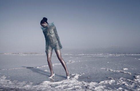 FOTOD | Lauljanna Triin Lellepi salaelu modellina
