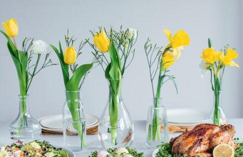 RETSEPTID | Lihavõtted lauale! Valmista põnevate maitsetega täidetud mune ja proovi ka teisi maitsvaid roogi