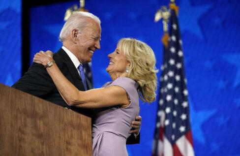 Söö nagu staar! USA uus president Joe Biden on lihtne mees ja tema suureks nõrkuseks on just see väga tavaline roog