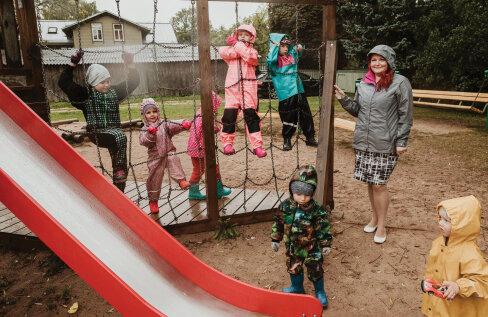 Miks mulle tundub, et lasteaialapsele riiete valimine on nagu tuumateadus?