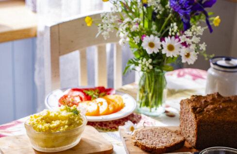 SUVEKÖÖGI VÕLU   Suviselt kerged ja lihtsad toidud