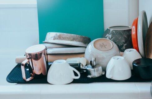 Kodu korda! 8 nutikat nippi, kuidas oma köök ja kiiresti ja efektiivselt puhtaks saada