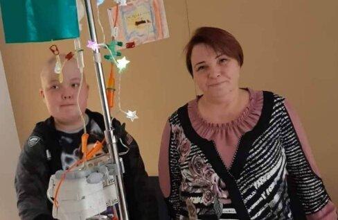 Ajukasvajaga 11-aastase Rasmuse ema: elame päev korraga, võidule järgneb tagasilöök, ent oleme õppinud sellega elama
