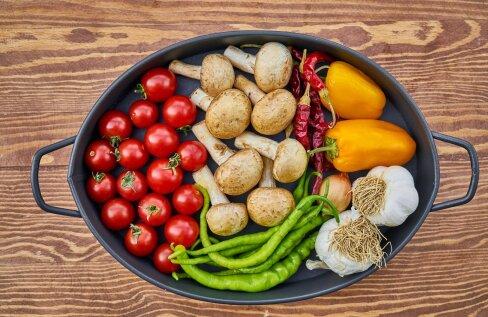 7 viisi kuidas panna end tervislikku toitu armastama
