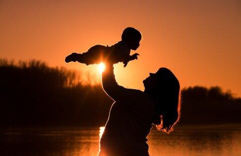Hoia eemale! Ehk 5 asja, mida sa kellegi teise beebiga teha ei tohiks