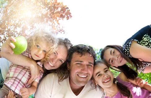 Pered soovivad kolme või enamat last, aga jäävad kahe juures pidama | Kuue lapse isa: meil on lahendused, et neid takistusi kõrvaldada