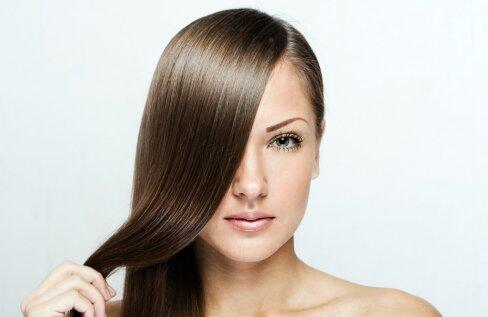Kuidas taltsutada elekrit täis juukseid
