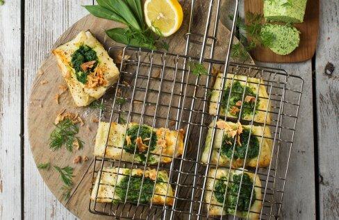 Lia Virkuse 6 retsepti | Suvi algab grillitud kala ja maasikatarretisega