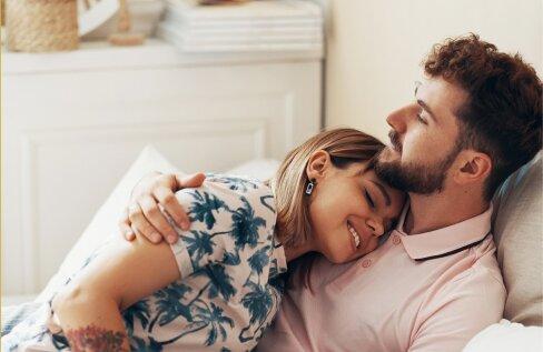 Seksuaaltervise nõustaja: palun puudutage teineteist südamest. Jälgige, et see ei oleks seotud ainult seksuaalsete tegevustega