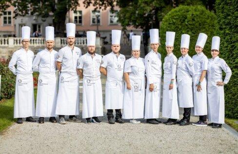 Eesti Peakokkade Ühendus tunnustas tublimaid tegijaid