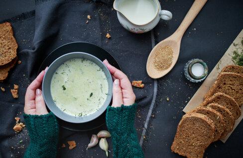 Loe, mida peaks talvel sööma, et sooja tunde naha vahele saada